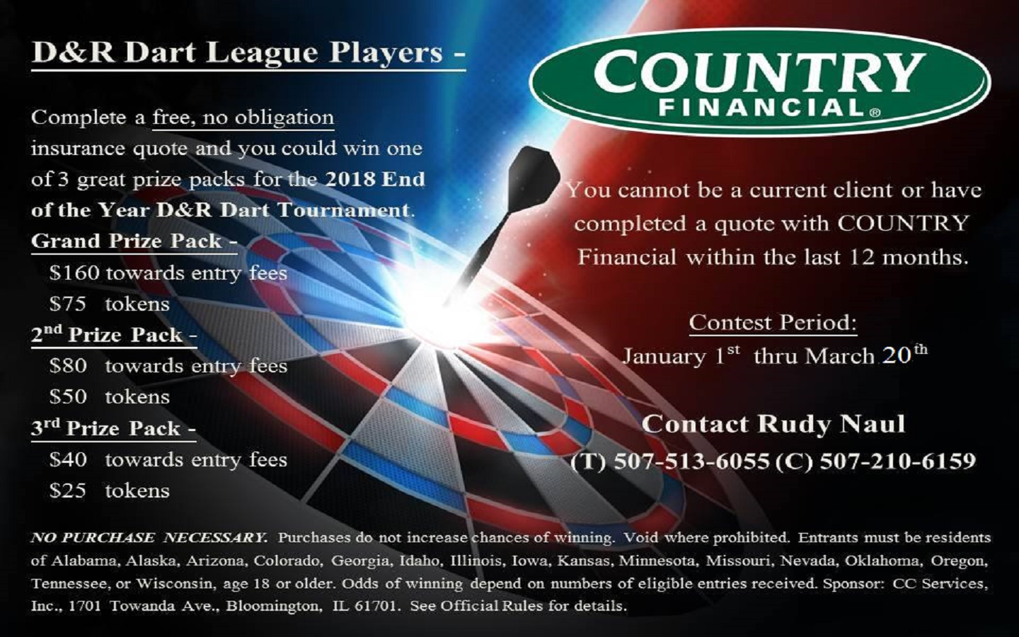Country Financial Promotion